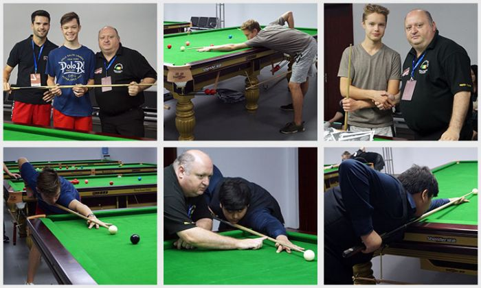 IBSF Cue Zone with PJ Nolan - Day 5