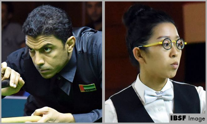 Shehab and Ng On Yee gains top-seed for the World 6Reds knockout Men and Women respectively