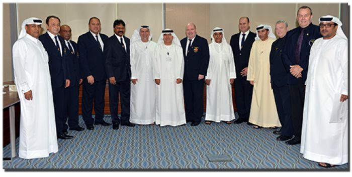 IBSF Board in Dubai