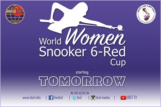 Top-rank women cueists set to shine at World Women Snooker 6Red Cup 2020