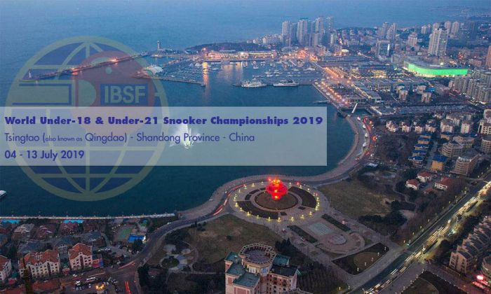 World Under-18 and Under-21 Snooker Championships 2019