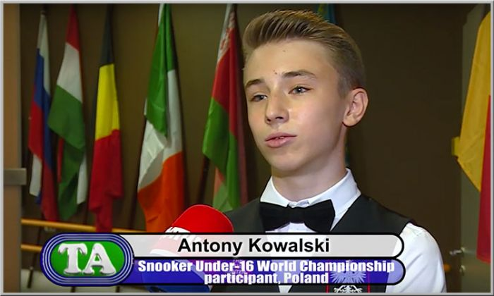Antoni Kowalski, Bulcsú Révész set stage for the World Under-16 Boys Final