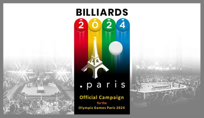 Campaign to bring billiards to the Olympic Games 2024