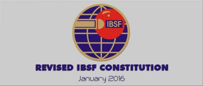 IBSF Constitution - Revised