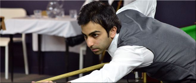 Pankaj Advani - India