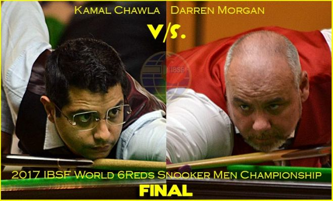 Kamal Chawla - India; Darren Morgan - Wales