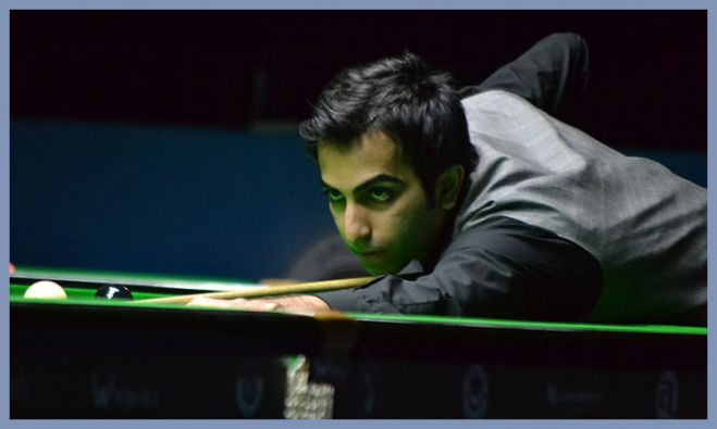 Pankaj Advani of India