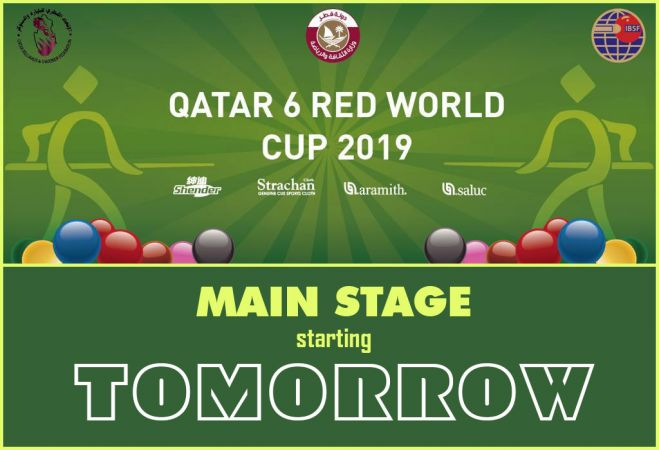 Qatar 6Red World Cup 2019 starts tomorrow