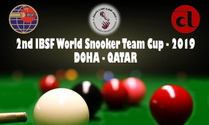 2nd IBSF World Team Cup - 2019