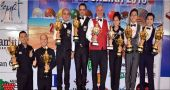 Successful completion of 2016 World 6Red and Team Snooker