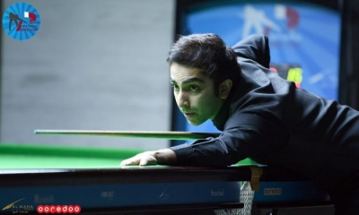 Pankaj is close to the second title in Doha; facing Babar in the final
