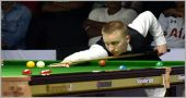 Early exit for Advani; Kacper caused the damage