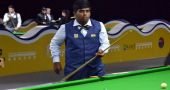 Shrikrishna set highest break of the competition