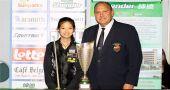 Nutcharat wins her maiden World title