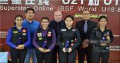 Nutcharat becomes 2017 IBSF Open Under-18 Women Snooker Champion