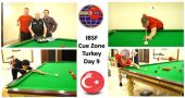 Last Day: Cue Zone at the 2019 IBSF World Snooker Championships