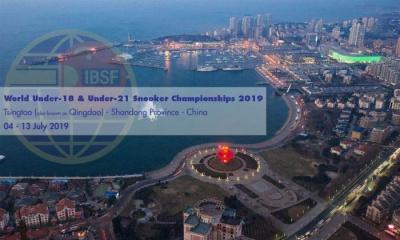 World Under-18 and Under-21 Snooker Championships 2019