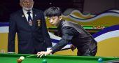 Wu Yize dominates his last-32 match
