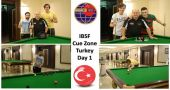 Day-1: Cue Zone at the 2019 IBSF World Snooker Championships