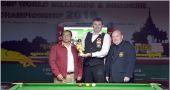 Peter wins Myanmar Open Billiards 2019