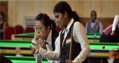 Chitra secures top-seed Women 6Reds Knockout; Ng On Yee grabs second seed