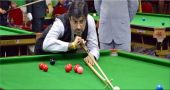 Yasin fires massive 133; also hit 110 in doubles frame with Alok