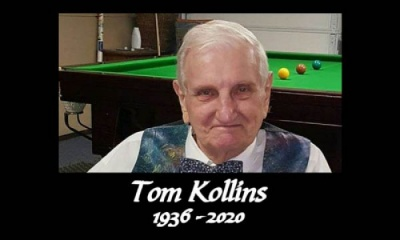 The IBSF pays tribute to Passing Legend 'Tim Kollins'