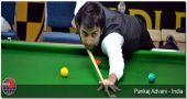 High quality match between Advani-Goggins went to Advani