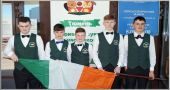 Irish boys Jack, Leone enters Last-16