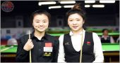Chinese girls entered into World Team final to take on team Thailand