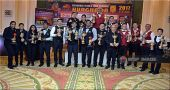 Grand completion of 2017 IBSF World 6Reds and Team Snooker Championships