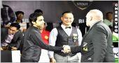 Pankaj Advani wins the World Billiards Championship (150-Up) 2018