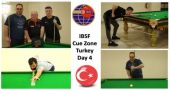 Day-4: Cue Zone at the 2019 IBSF World Snooker Championships