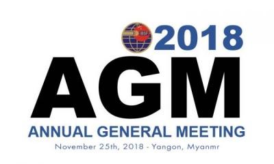 IBSF Annual General Meeting 2018