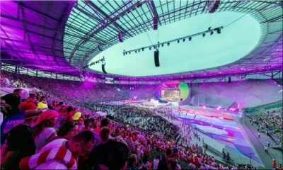 The World Games begins at Wroclaw, Poland
