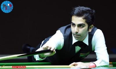 Pankaj Advani to meet Amir Sarkhosh in the Semis of Qatar 6Reds World Cup