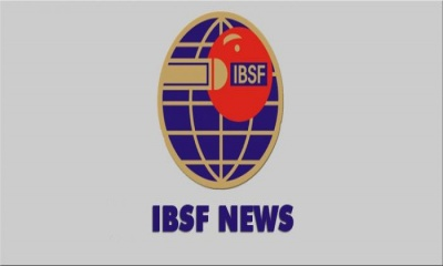 IBSF NEWS: Letter from President to all Member Countries