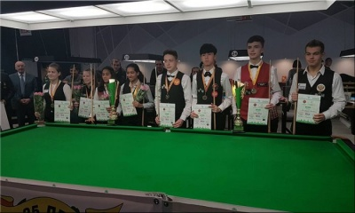 Dylan, Anupama becomes World Open Under-16 Champions