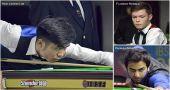 Pagett crashes out; Florian, Advani reaches Last-16