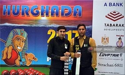 Pakistan-2 wins World Team Snooker Championship