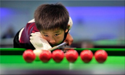 World Open Under-16 Snooker Championship-2017