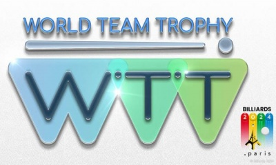 World Team Trophy on Olympic Channel (11-12 March 2019)