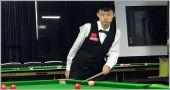 Chang Bingyu exhibits unbelievable clearance of century breaks