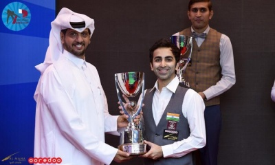 Pankaj conquers Qatar 6Reds World Cup 2021