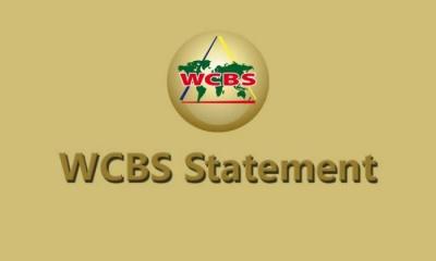 WCBS STATEMENT on issues between IBSF & WPBSA