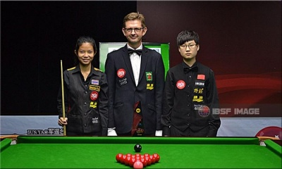 Host China in contest with Thailand for Under-21 Women snooker title