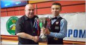 Antoni Kowalski – Champion World Under-16 Boys Snooker