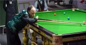 Keith shocked World No.2 Glen Wilkinson