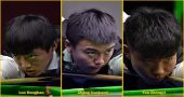 China rocks with five centuries before knockout qualification; Zhang missed the MAXIMUM
