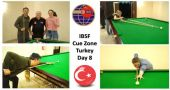 Day-8: Cue Zone at the 2019 IBSF World Snooker Championships